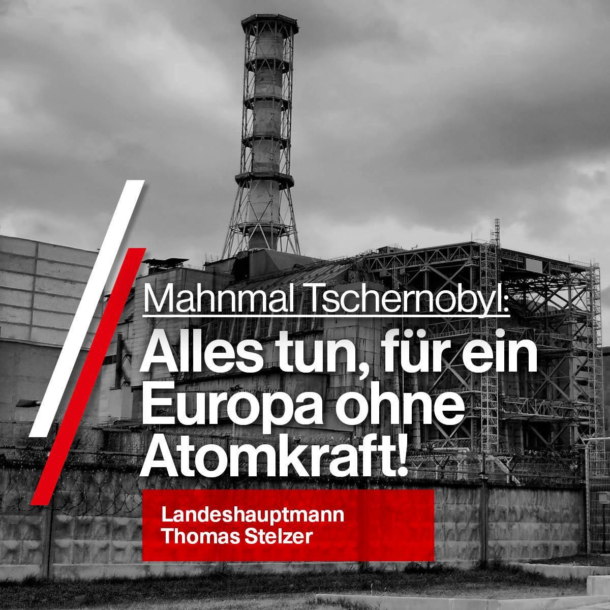 Atomkraft darf in Europa keine Zukunft haben!