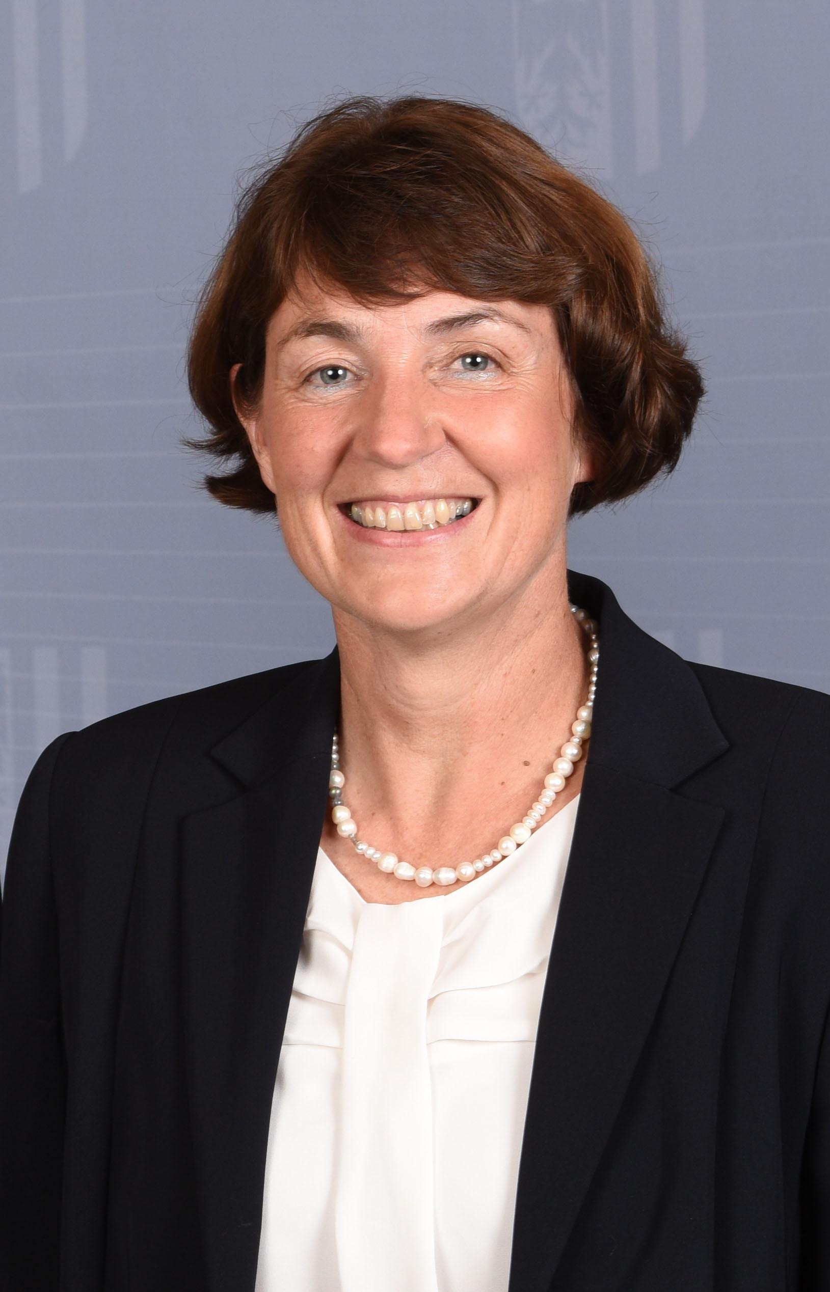 Tarsdorfer Bürgermeisterin Andrea Holzner wird neue Bundesrätin