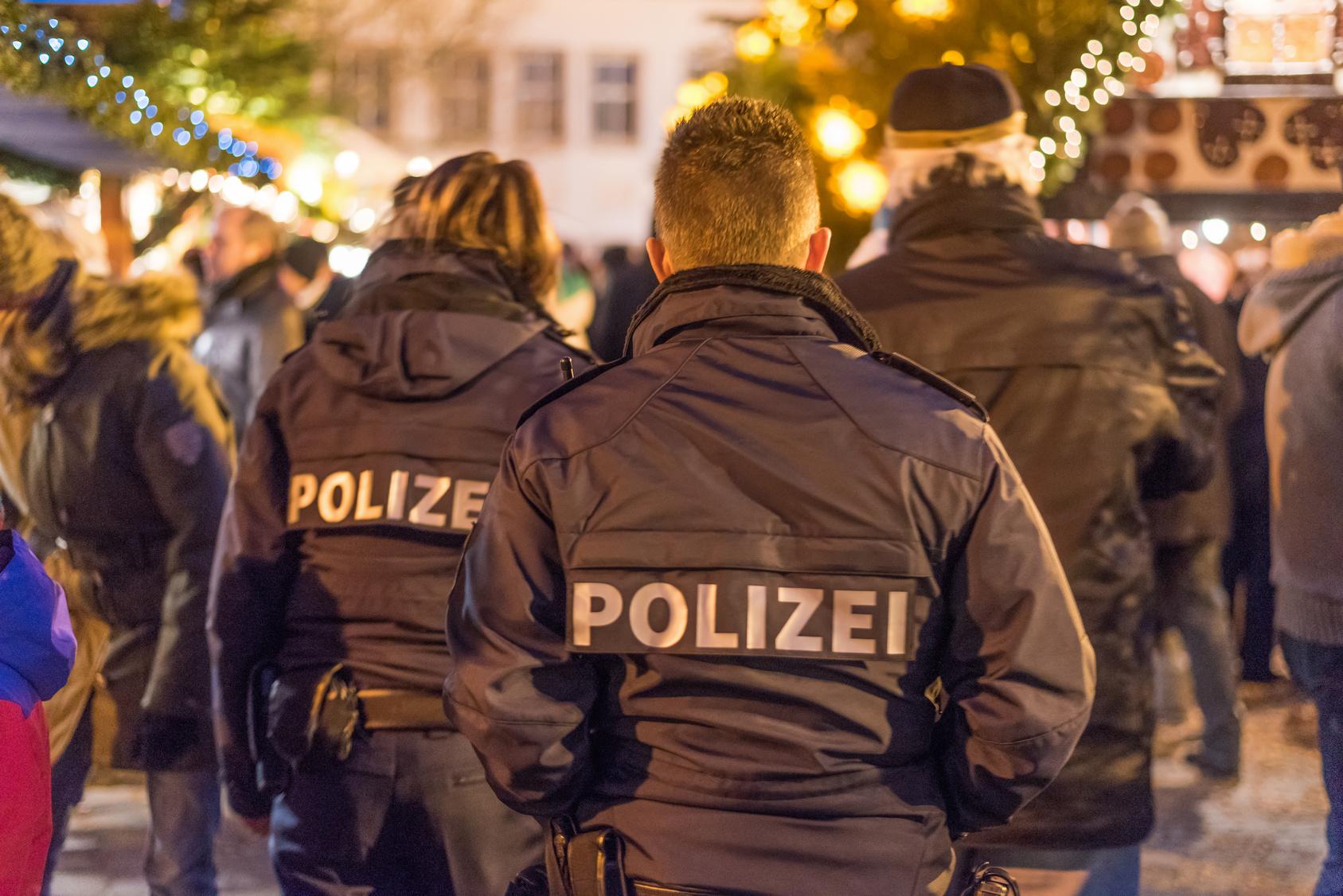 Polizei-Einsatztrainingszentrum