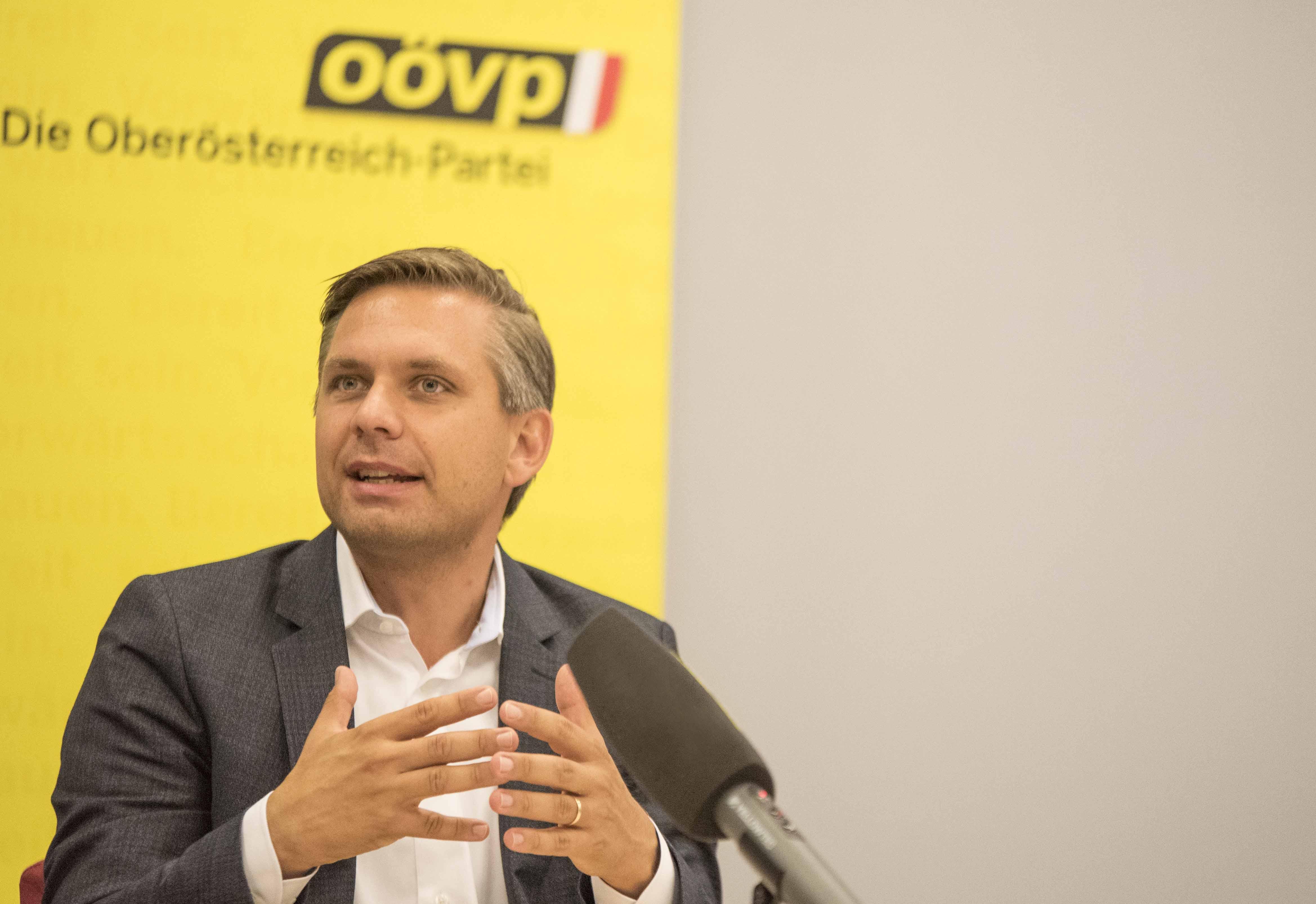 """OÖVP-Hattmannsdorfer: """"Fordern die Erhöhung des Pflegegeldes für alle Stufen"""""""