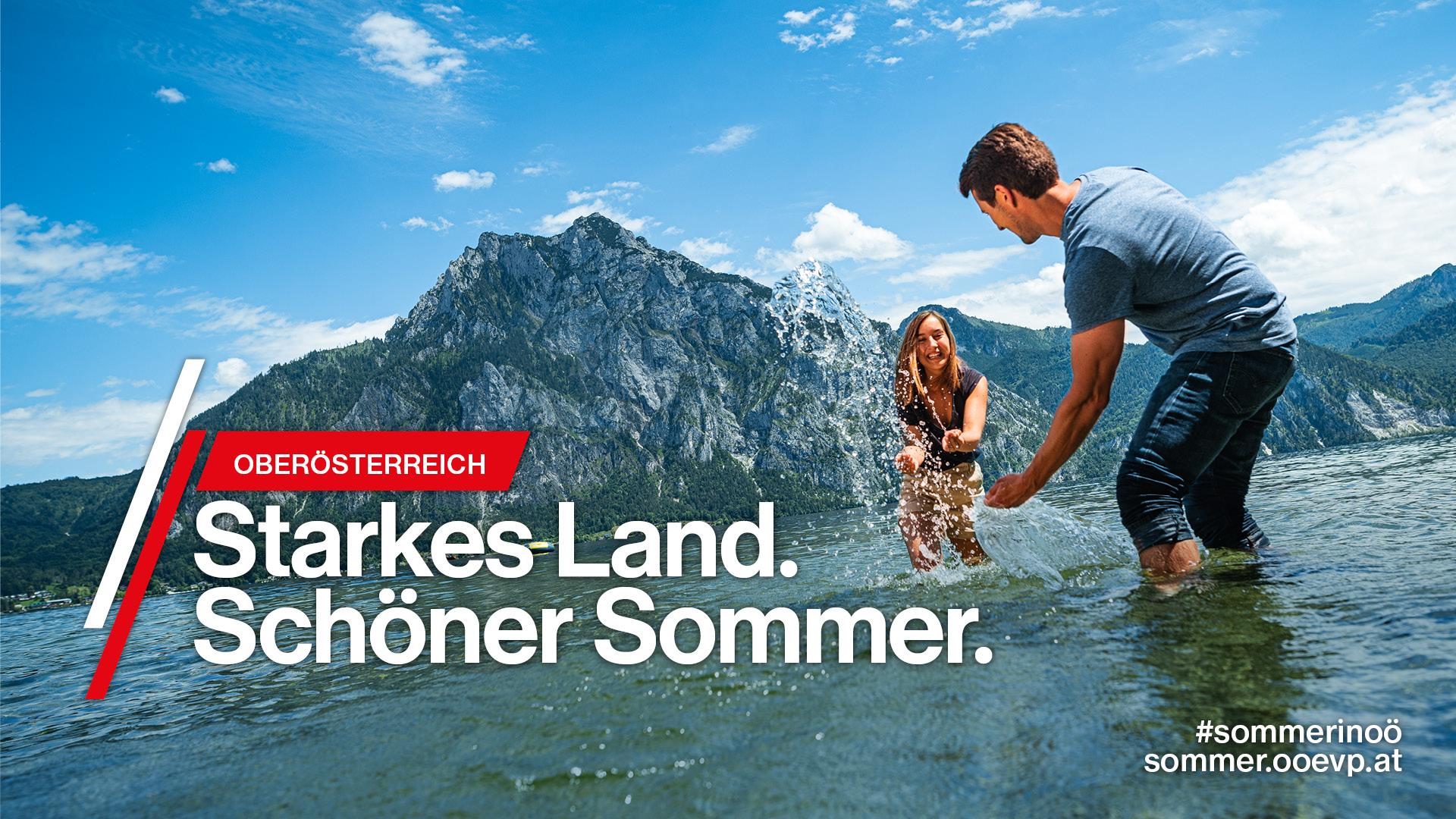 Griaß di Oberösterreich!